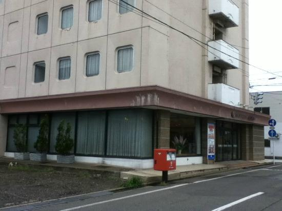Hotel Pearl City Akita Omachi: Outside view