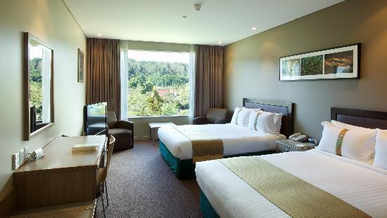 Holiday Inn Rotorua: Superior twin room
