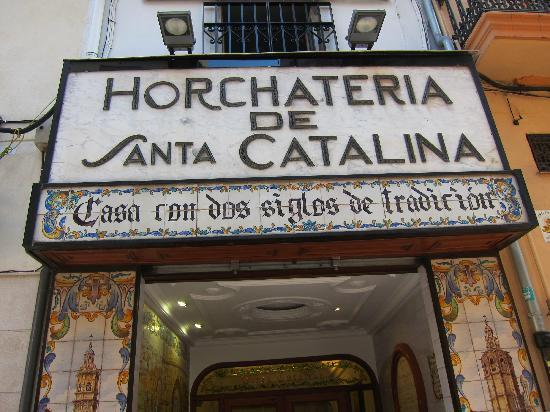 Casco Antiguo: horchata a must have!