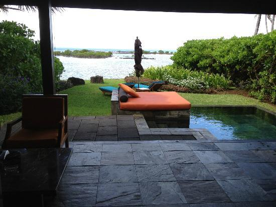 Four Seasons Resort Mauritius at Anahita : Ocean Villa