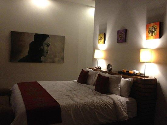 CK Villas Bali: Our gorgeous bedroom