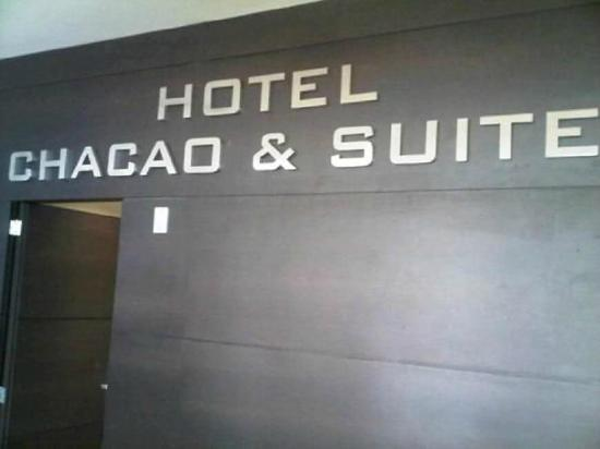 Hotel Chacao & Suites: lobby