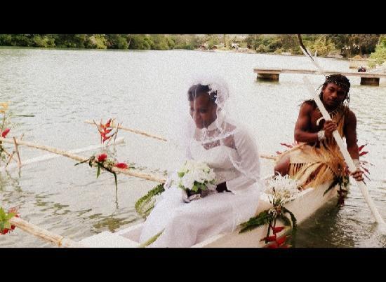 Vila Chaumiere Restaurant & Resort: Wedding