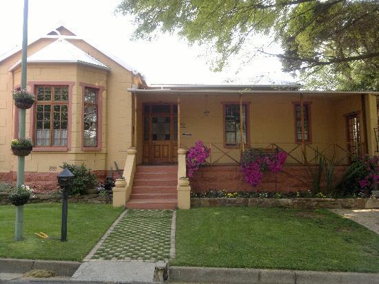 Van Dykshuis Guest Lodge : Street view