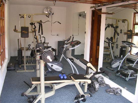 Van Dykshuis Guest Lodge : Gymnasium