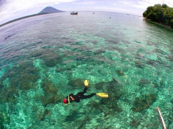 Tanta Moon Luxury Villas: swiming