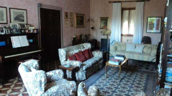 La Vecchia Loggia: living room