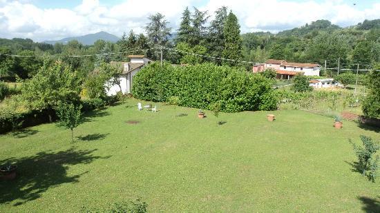 La Vecchia Loggia: view for the B&B