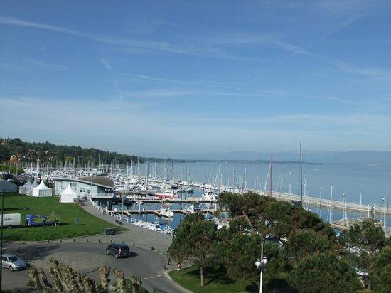 R sidence le port hotel thonon les bains voir les tarifs 7 avis et 5 photos - Restaurant port de thonon ...
