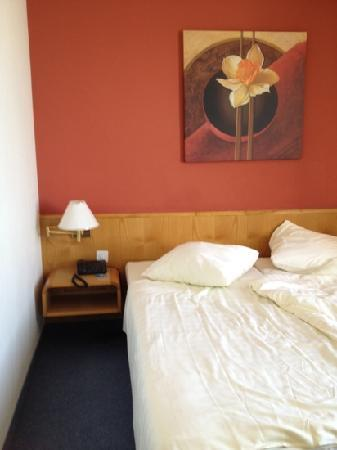 Hotel Aulac: single room