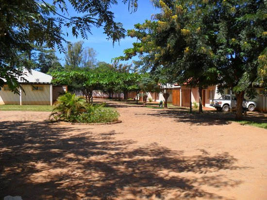 Nampula, Mozambique: Hotel Bamboo Rooms