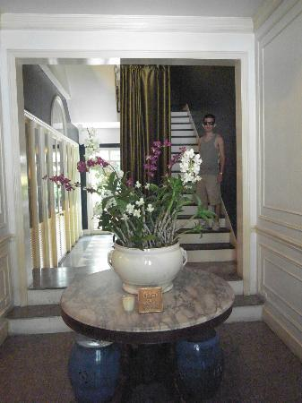 Asia Herb Association Spa Auberge Eugenia: lobby