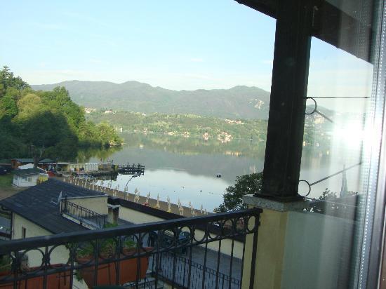 Fontaine Bleue Hotel: vista dalla camera