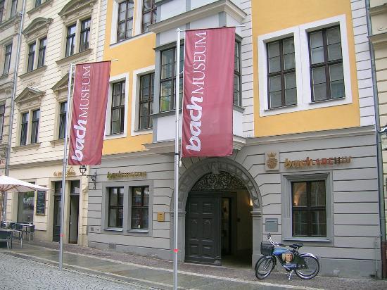 Bach-Museum von auße