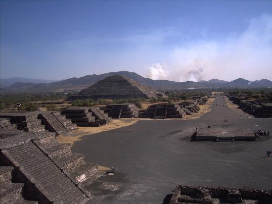 Mexico City, Mexico: Teotihuacan