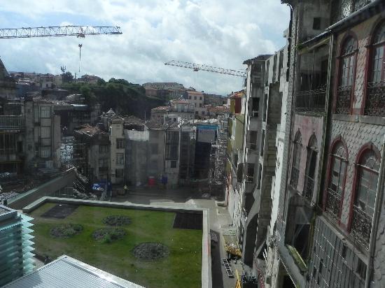 InterContinental Porto - Palacio das Cardosas: AFFACCIO SUL GIARDINO