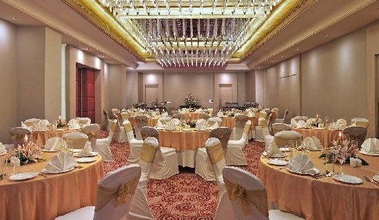 Radisson Hyderabad Hitec City : Banquet Dinner