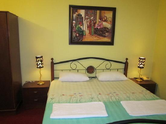 Amman Pasha Hotel: Double