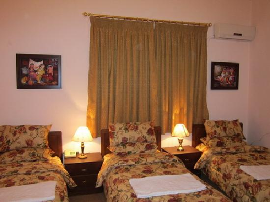 Amman Pasha Hotel: Triple/ Dorm