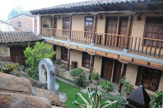 Hotel Casavieja: L'ultima in fondo eara la nostra camera