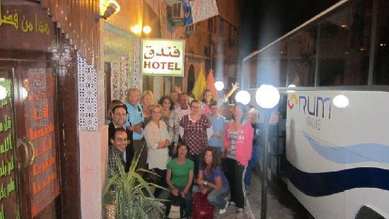 Amman Pasha Hotel: Tours