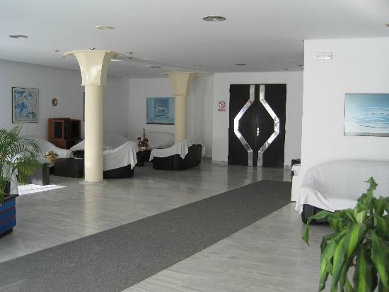 Mar Brava: Marcaibo reception area