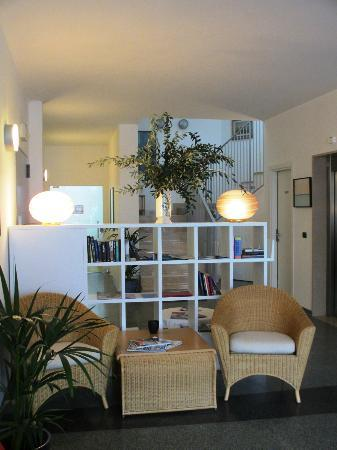 Residence Hotel Hungaria: hall residence