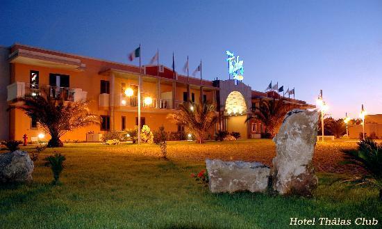 Торре-дель-Орсо, Италия: HOTEL THALAS CLUB