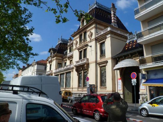 Institut & Musee Lumiere: die Villa Lumiere