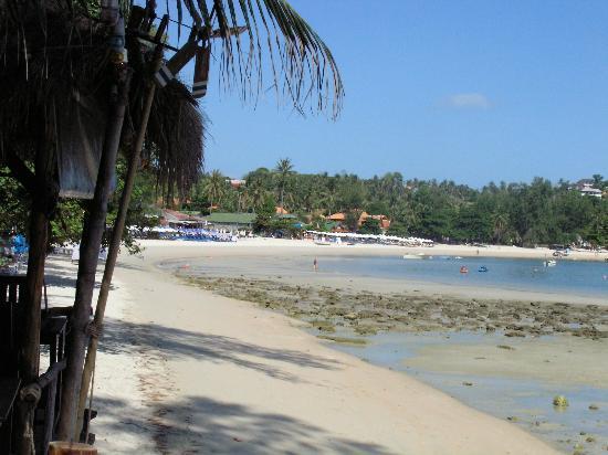 Kirati Beach Resort: Beach Choeng Mon