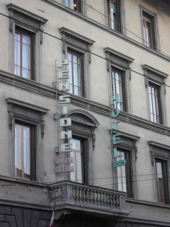 Aurora Hotel: Hotel