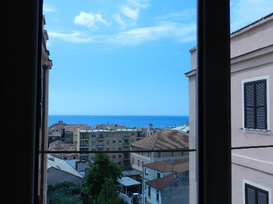 Hotel San Giuseppe: camera vista mare