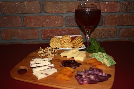 Ciao Wood Fired Pizza and Trattoria wine \u0026 cheese platter & wine \u0026 cheese platter - Picture of Ciao Wood Fired Pizza and ...