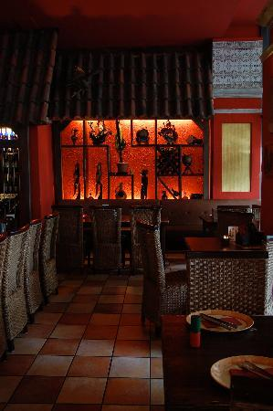 El Rodizio Steakhouse: Restaurant von innen