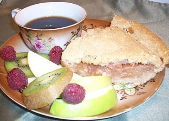Island Gluten Free Bakery: Gluten Free Vegan Apple Pie