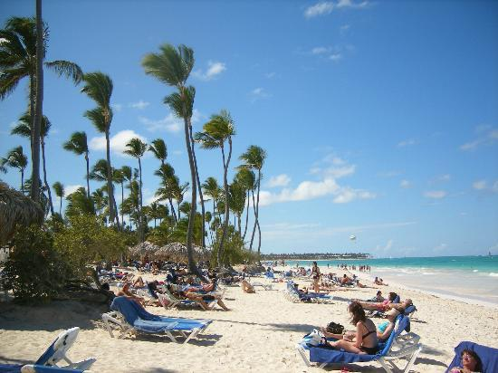 plage bavaro picture of occidental punta cana bavaro tripadvisor. Black Bedroom Furniture Sets. Home Design Ideas