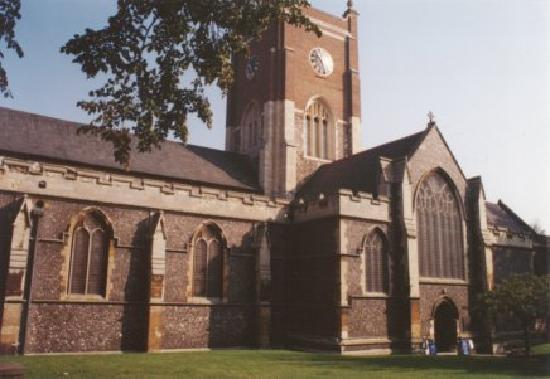 ‪All Saints Church‬