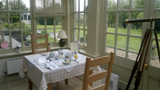 Poltarrow Farm: Breakfast Room