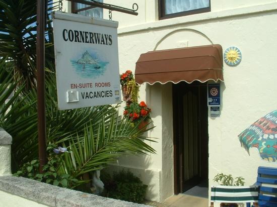 Cornerways Guest House in Penzance