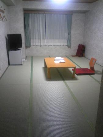 Hotel Station Kyoto Nishikan: 12.04.20【ホテルステーション京都西館】部屋の雰囲気