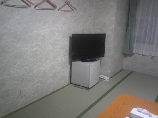 Hotel Station Kyoto Nishikan: 12.04.20【ホテルステーション京都西館】部屋の雰囲気②