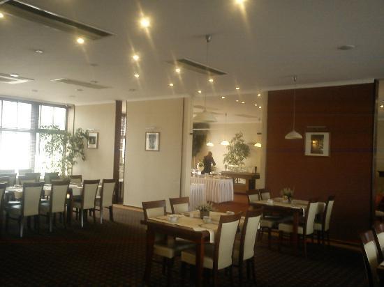 Mercure Cieszyn: Dining room