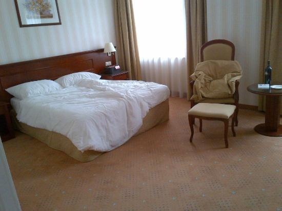 Ramada Hotel and Suites Bucharest North: My room