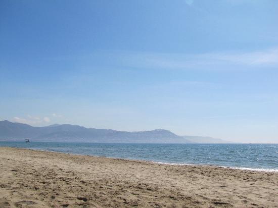 Camping Rubina Resort: plage du camping