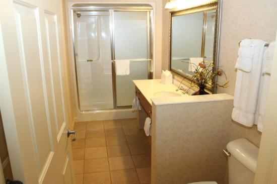 Holiday Inn Club Vacations at Lake Geneva Resort: Bathroom