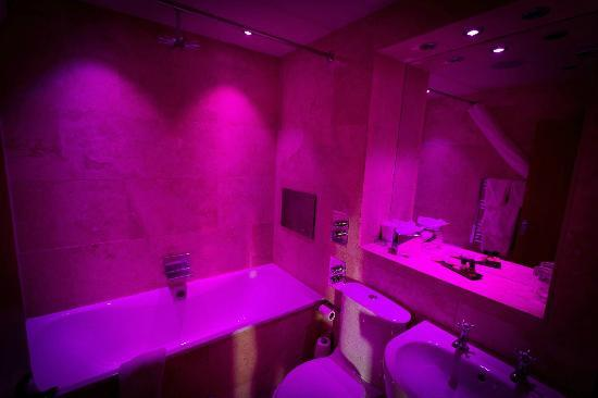 Funky Bathroom Lighting Picture Of The Crown Spa Hotel