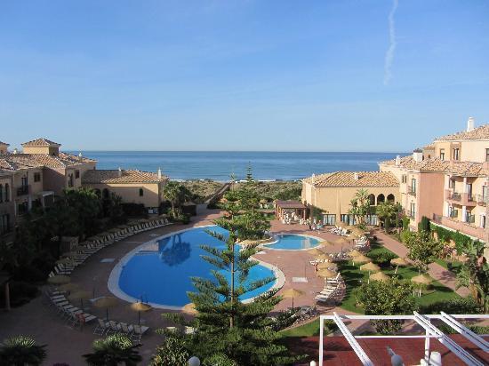 Barcelo Punta Umbria Mar: Deliciosa vista para comenzar el día no??