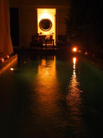 Anantara Vacation Club Bali Seminyak: Pool from room