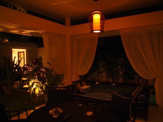 Anantara Vacation Club Bali Seminyak: Living room