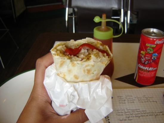 Taco Chili Chili : Very good combination